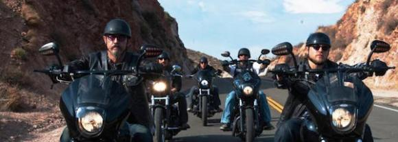 tv shows good to bad, tv shows that went from terrific to terrible, tv shows that became terrible, sons of anarchy