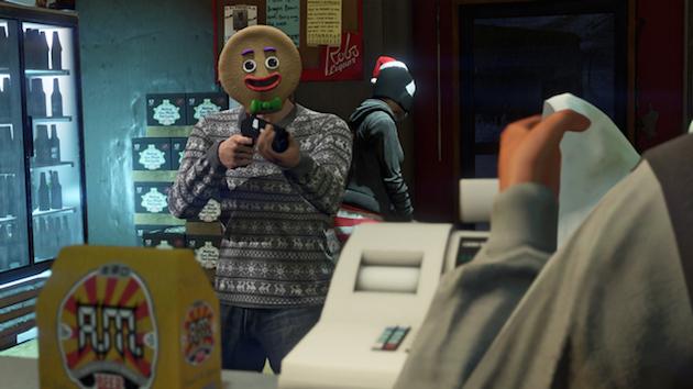 """Il Natale porta """"far infuriare 15 dimostrazione a Xbox uno e neve """"al GTA online"""""""