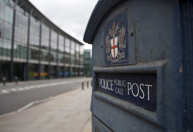 City of London Police Box