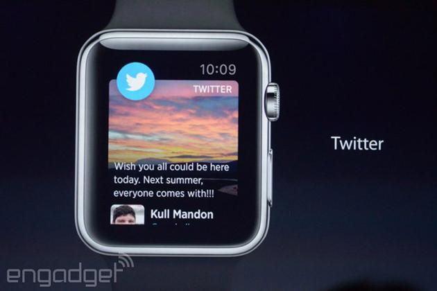 Gli sviluppatori possono ora scrivere i apps per lorologio di Apple