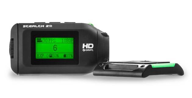 Drift's Stealth 2 camera
