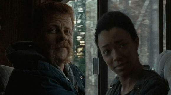 reasons negan killed abraham not glenn or daryl on the walking dead, negan killed abraham, abraham ford, the walking dead, abraham sasha relationship