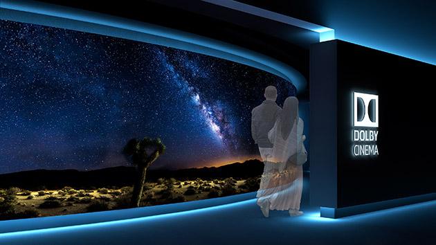 Il Dolby sta lanciando il suo concorrente super vivo di IMAX nei Paesi Bassi