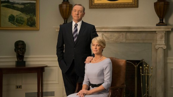 """Most Addictive Television Shows Right Now, """"House of Cards"""""""