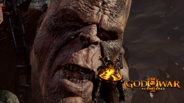 'God of War III Remastered' for PS4