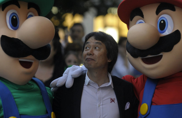 Nintendo ya piensa en su próxima consola (palabrita de Miyamoto)