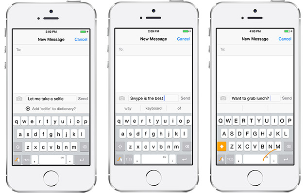 Swype per lIOS 8 ora capisce 16 nuove lingue e può suggerire il emoji