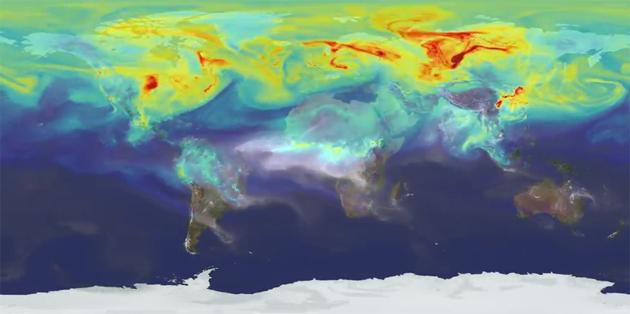 Qui è il valore di ché anno dellanidride carbonica assomiglia