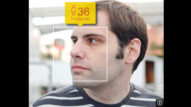 Bing's age detection (thankfully) gets it wrong
