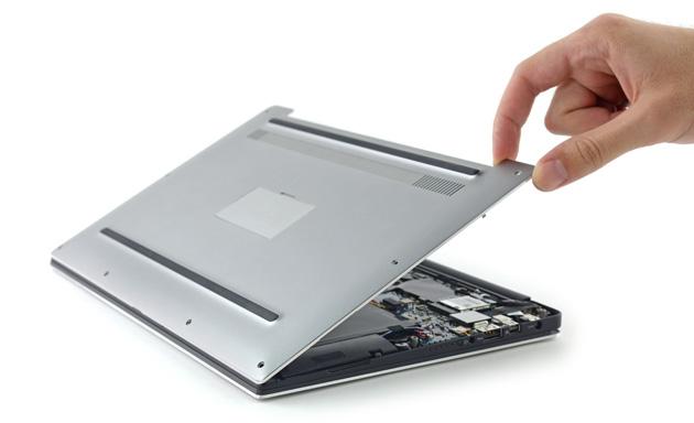 iFixit's Dell XPS 13 teardown