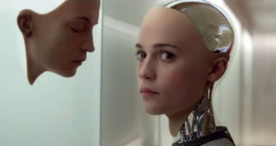 Alicia Vikander plays an AI in sci-fi Ex Machina