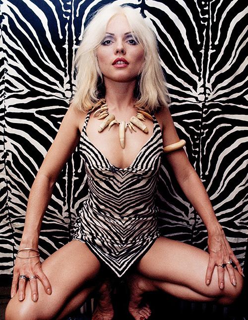 10 Hottest Rock Goddess Getups, Debbie Harry