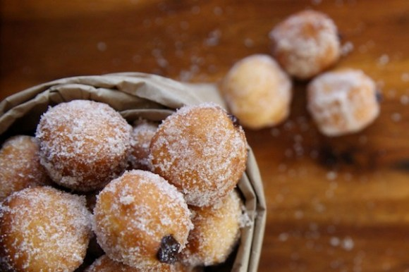 nutella recipes, things to do with nutella, nutella donut holes