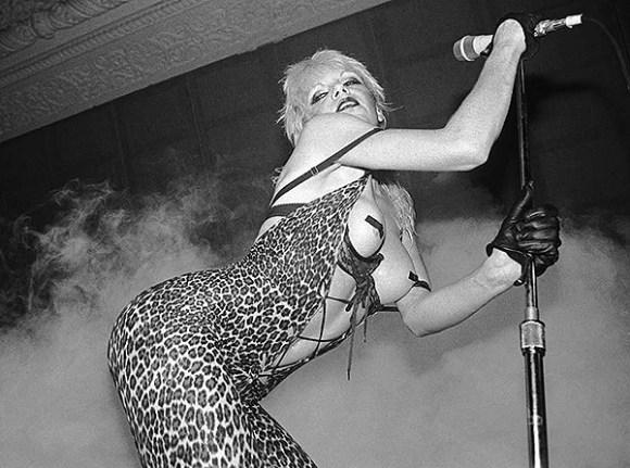 10 Hottest Rock Goddess Getups, Wendy O'Williams
