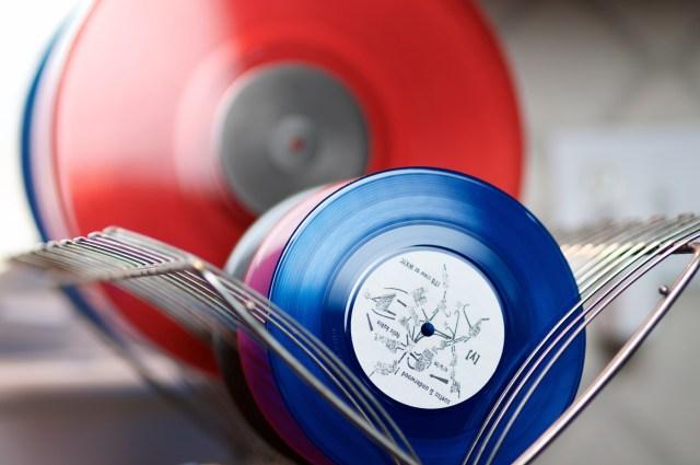 Tesco Selling Vinyl