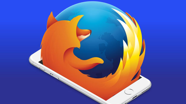 Firefox and iOS intertwined