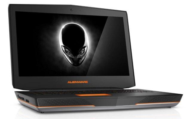 The Alienware 18