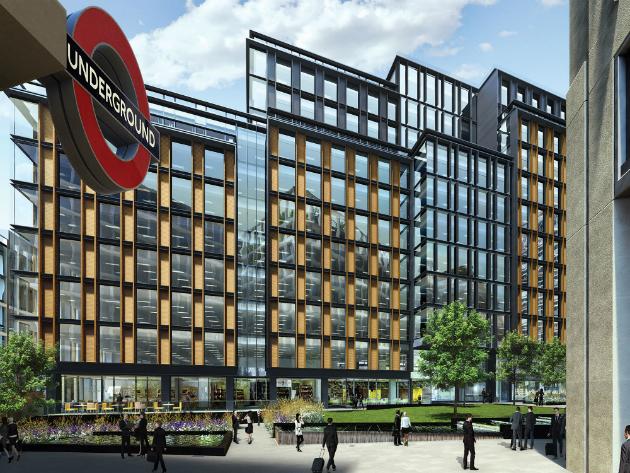 Google trova una grande nuova casa mentre aspetta il suo HQ ambizioso di Londra