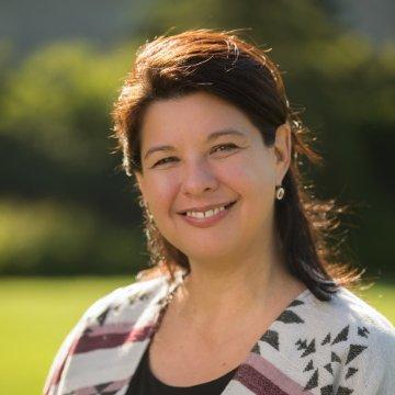 Debbie Reid, new executive director of the MMIW inquiry