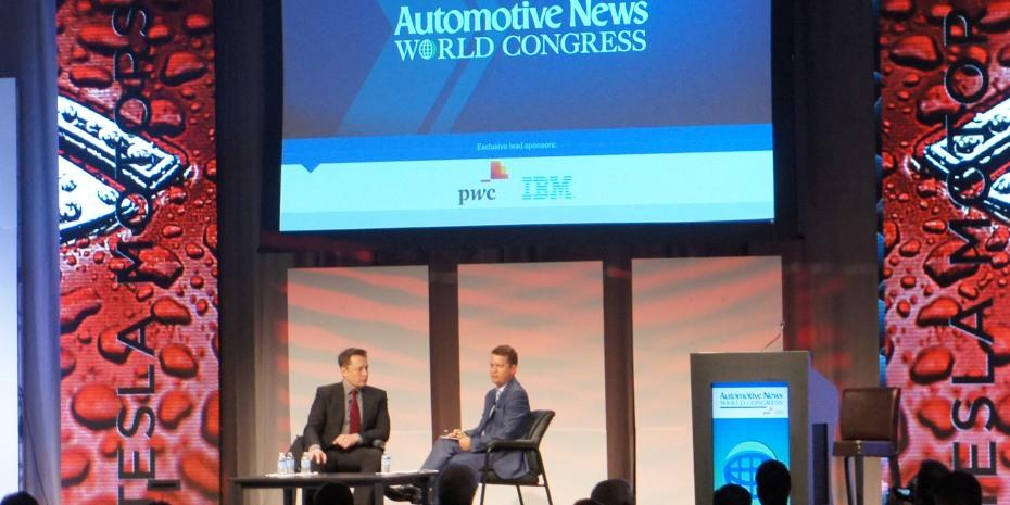 """Muschio di Elon: Tesla farà """"milioni"""" delle automobili allanno da ora al 2025"""