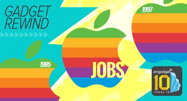 Gli anni di Apple mentre Steve Jobs era assente