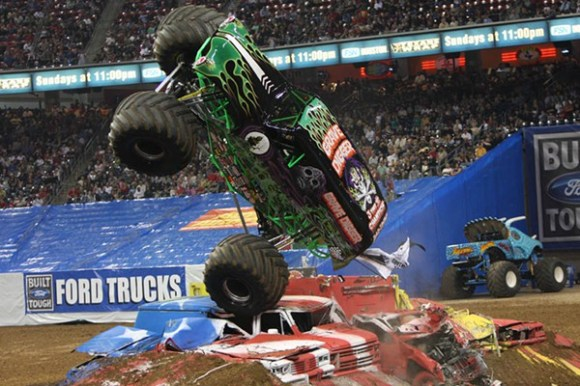 Monster Truck Accidents