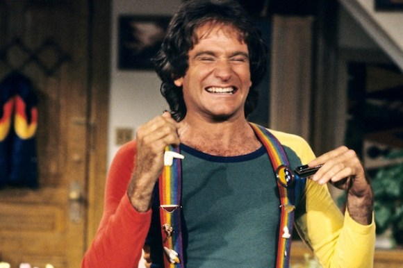 most memorable tv and movie aliens, memorable aliens, mork and mindy