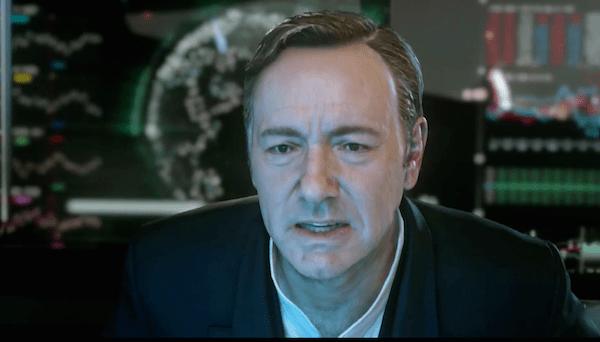 Así es el trailer del nuevo Call of Duty: Advanced Warfare con Kevin Spacey