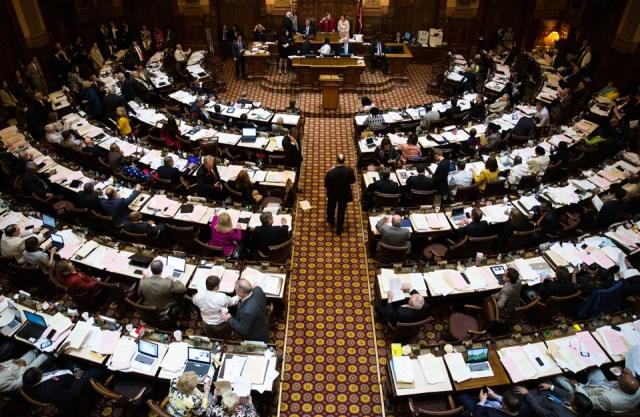 Georgia's House of Representatives