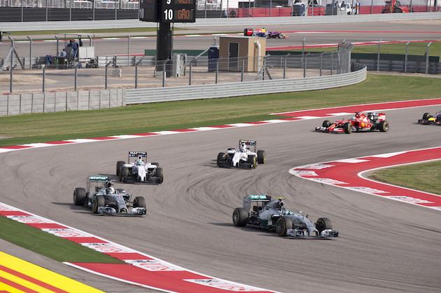 I apps dello sport della BBC ora consegnano le notifiche in tempo reale F1