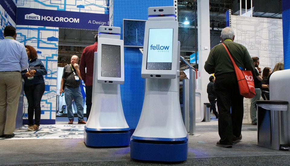 I laboratori dellinnovazione di Lowes ridefiniscono al minuto con i robot e VR