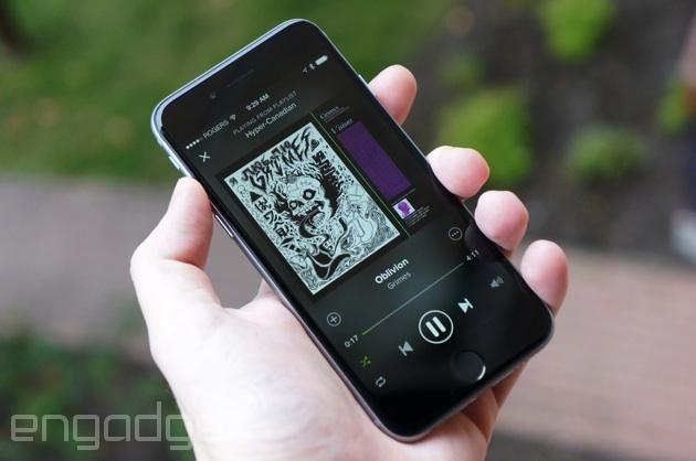 Spotify vi che offre tre mesi del premio per 99 centesimi