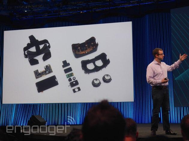 Oculus Rift estará disponible este año, palabrita de Facebook