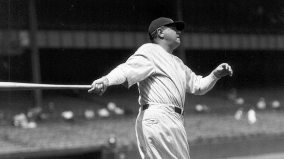 sports urban legends, babe ruth called shot