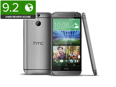 HTC One M8 user score