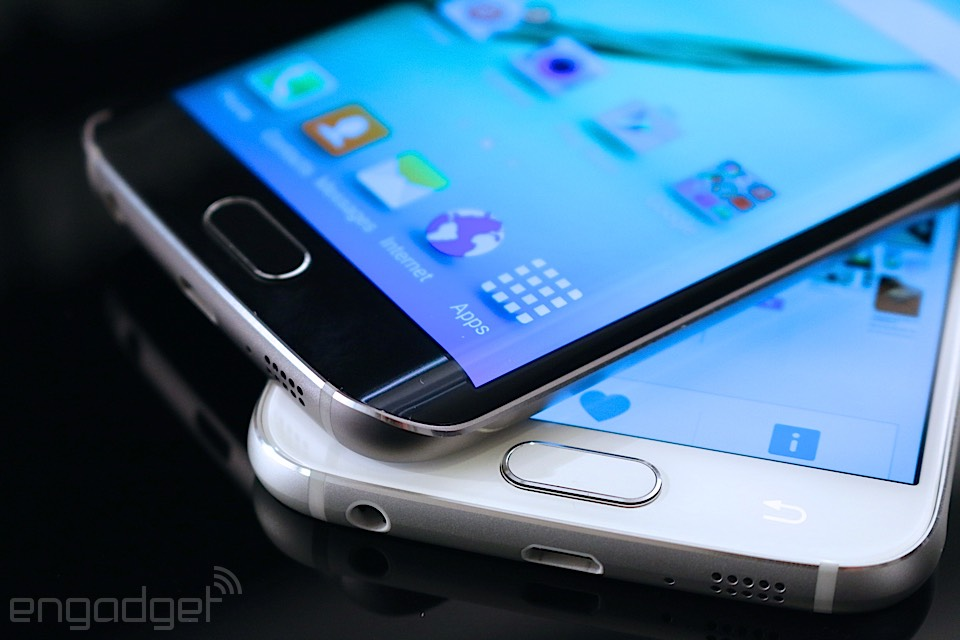 MWC 2015: Samsung unveils Galaxy S6 and Galaxy S6 edge!