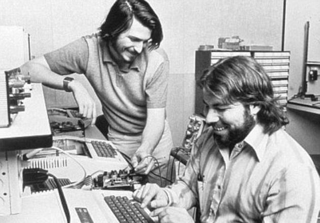 """Il garage leggendario di Apple di chiamate di Steve Wozniak """"un pezzo di un mito"""""""