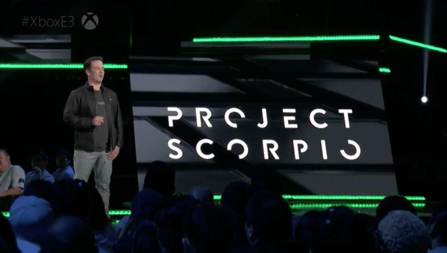 Project Scorpio llegará a finales del 2017 con juego 4K y realidad virtual