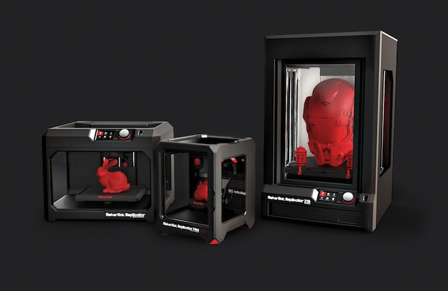 Makerbot y sus impresoras 3D quieren conquistar Europa