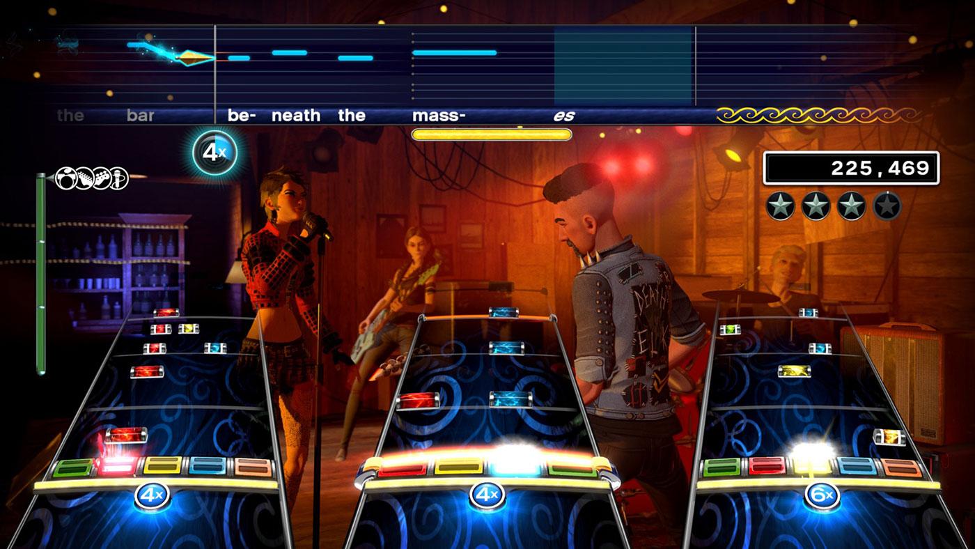 """""""La banda rock 4 per il PC non riesce ad ottenere crowdfunded"""