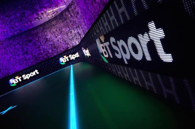 Reclami di sport di BT è ora in più pub che gli sport del cielo