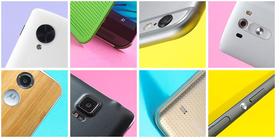 I 15 smartphones che principali potete comprare ora