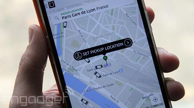 """Uber che esamina le violazioni del suo """"punto di vista di Dio"""" chesegue app"""