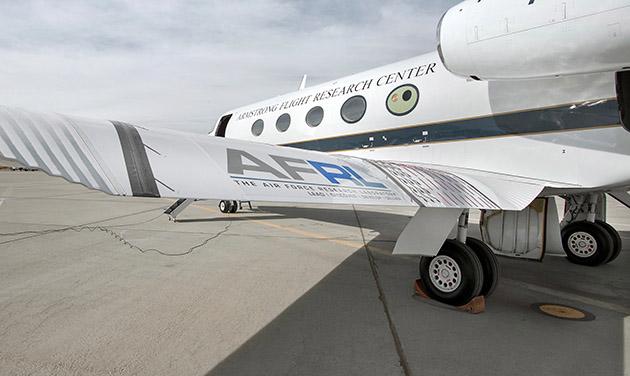 Prova della NASA chesposta le ali che rendono gli aerei più efficienti
