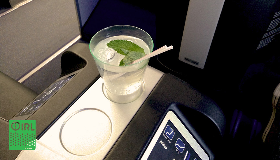 """""""Menta"""" ora dimbarco: La presa di JetBlue sullesperienza di prima classe"""