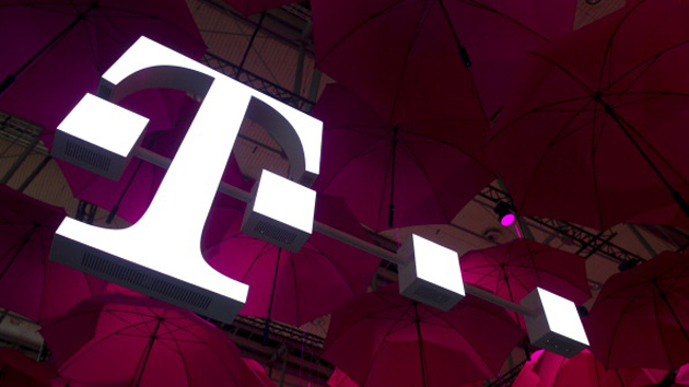 T-Mobile sign at IFA 2014