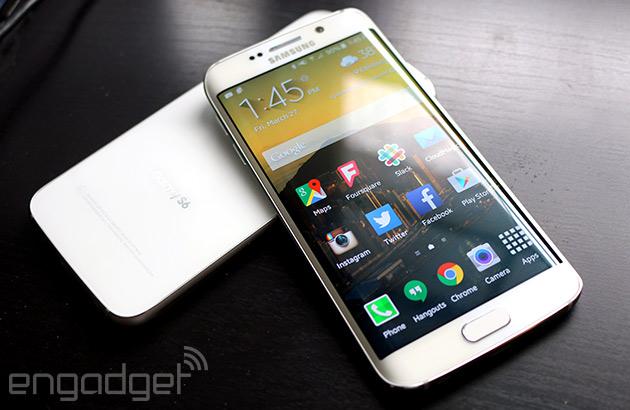 Samsung trabaja en un Galaxy S6 edge Plus mientras patenta el nombre S6 Note