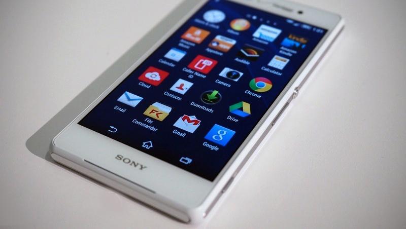 I creatori di Smartphone stanno contando su di meno che è più