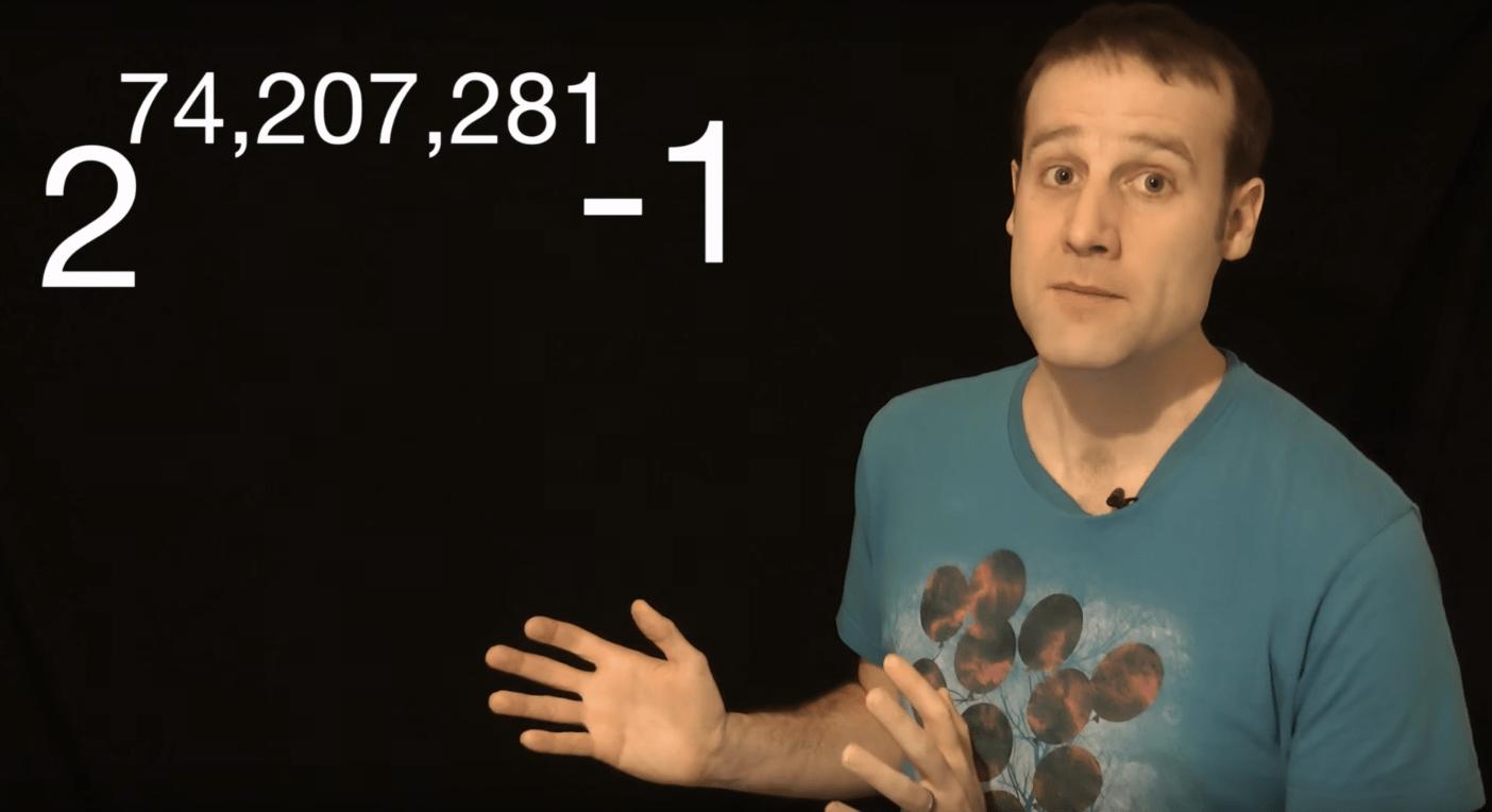 Il più grande numero primo del mondo ha 22 milione cifre