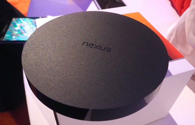 nexusplayerlead Google disponibiliza imagem de fabrica do Android Lollipop 5.1 para o Nexus Player image